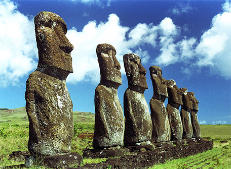 New Findings at Easter Island could rewrite History - Confirmed! Easter-island2